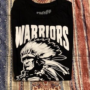 Warriors t shirt